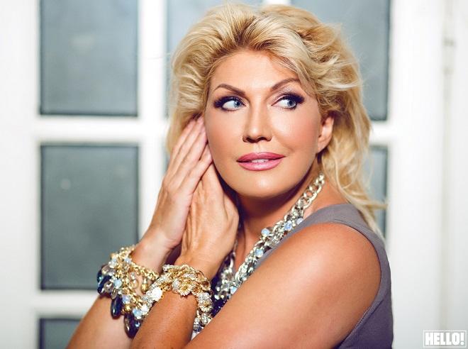 Сузана Манчиќ за сопругот: Тој е еден љубоморен и посесивен Грк