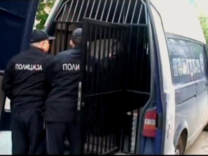 Бугари се тепале пред хотел во Скопје
