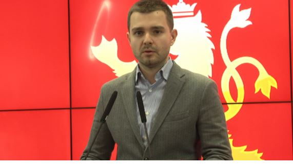 Mуцунски: СДСМ сега вели дека е најмултиетничка партија, а не дека се најспособна и најквалитетна партија