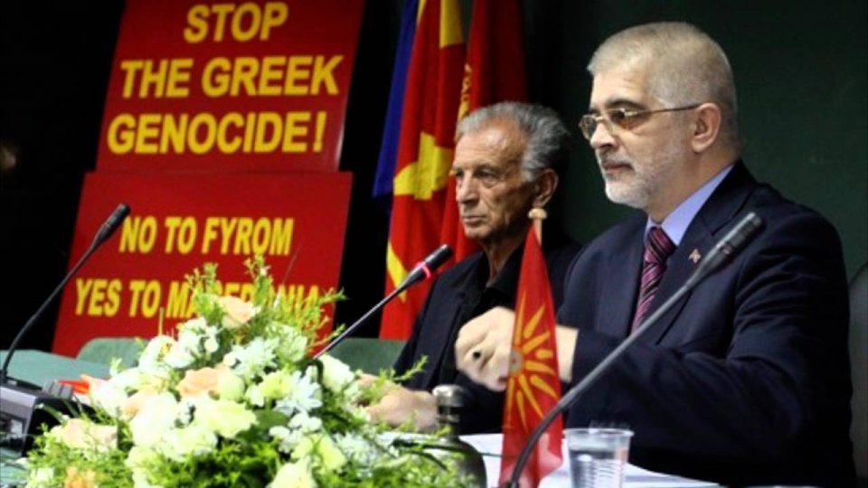 Тодор Петров ќе собира 150.000 потписи за референдум против Северна Македонија