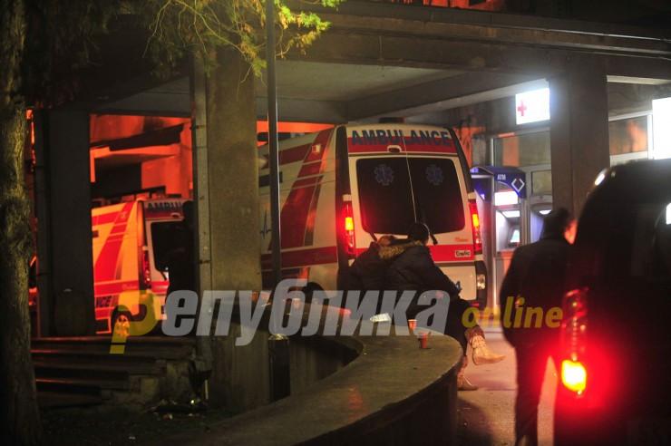 Скопјанец нападнат во Шутка: Му ги испрскале очите, па со остар предмет го проболе во вратот