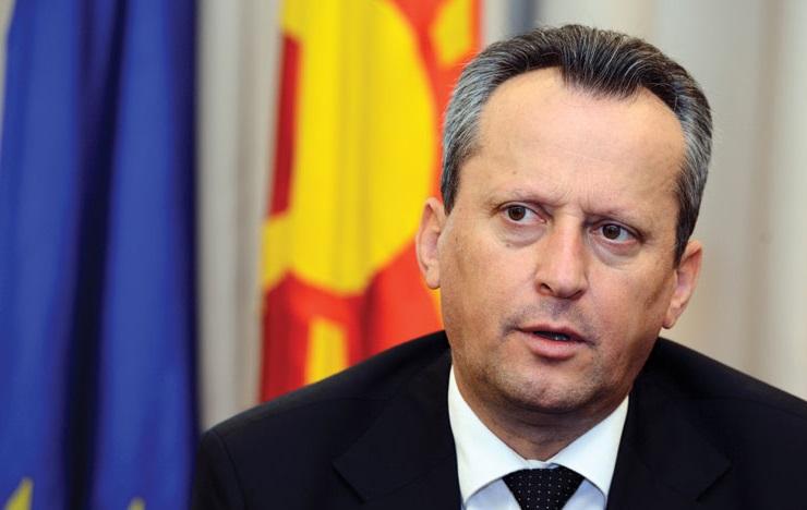 Собранието ќе одлучува за одземање на имунитетот на Вељановски, за денеска не е закажана седница