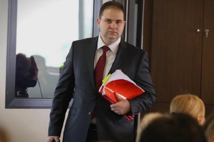 Одреден притвор за Владимир Панчевски
