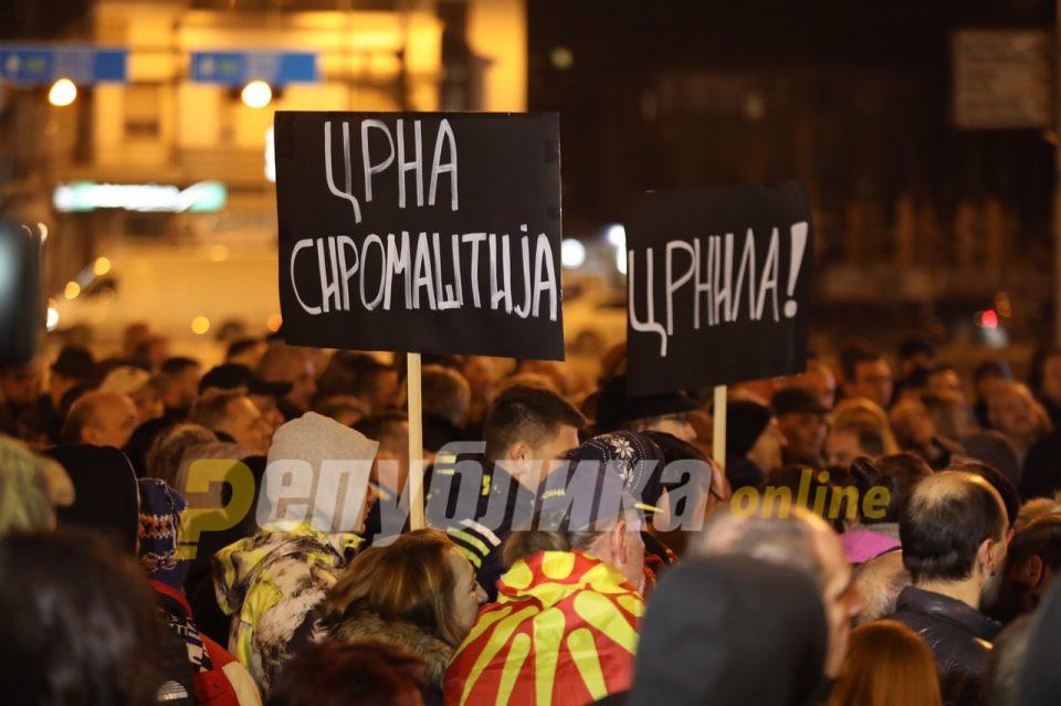Следува жешка есен, порача Мицкоски, најавувајќи протести и пад на новата влада