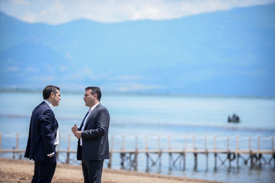 Ципрас доаѓа во Скопје, па Заев оди за Велигден во Атина