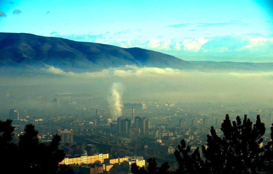 Скопје и синоќа на врвот на најзагадени градови во светот