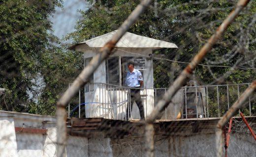 Затвореници нападнале чувари во Идризово
