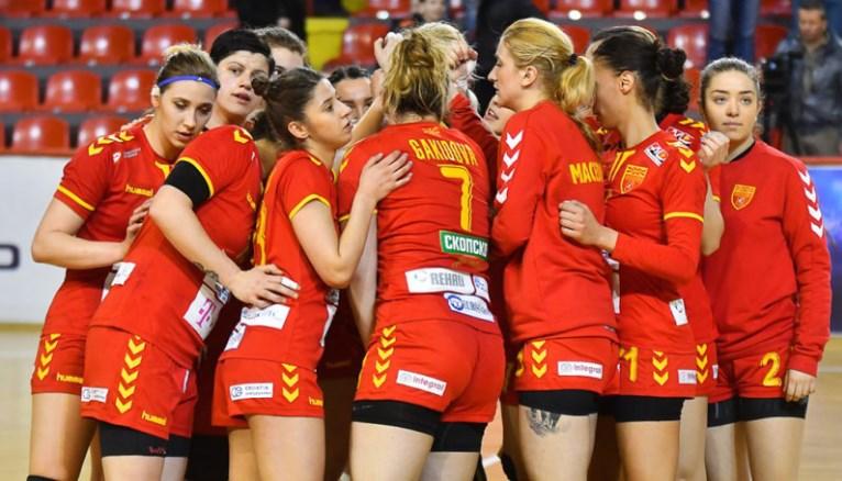 Македонските ракометарки до 19 години со пораз го завршија ЕХФ шампионатот