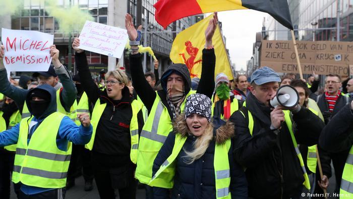 """Бегилските """"жолти елеци"""" со листа на барања кои ќе ги презентираат на протестот во сабота"""