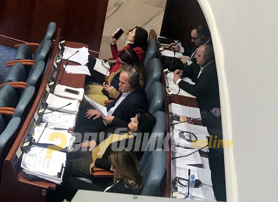 Амнестираните клисари молчат – Мукоски и Василевски денеска недостапни
