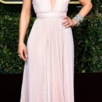 BEVERLY HILLS, CA - JANUARY 06:  76th ANNUAL GOLDEN GLOBE AWARDS -- Pictured: Kristen Bell arrives to the 76th Annual Golden Globe Awards held at the Beverly Hilton Hotel on January 6, 2019. --  (Photo by Kevork Djansezian/NBC/NBCU Photo Bank)
