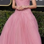 Mandatory Credit: Photo by Rob Latour/REX/Shutterstock (10048066ho)Emmy Rossum76th Annual Golden Globe Awards, Arrivals, Los Angeles, USA - 06 Jan 2019