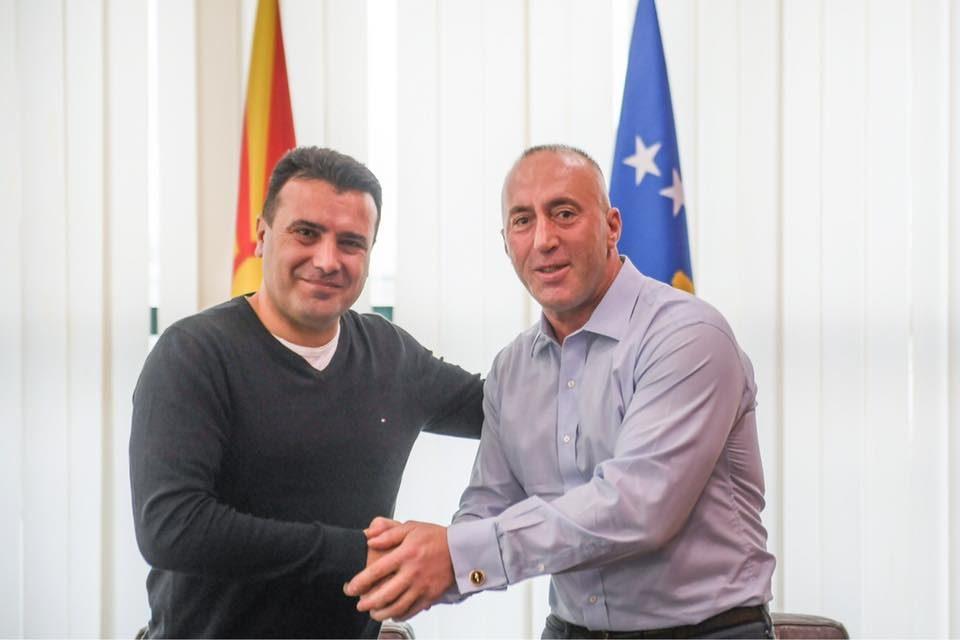 Рамуш Харадинај: Денеска се сретнав со премиерот на Северна Македонија