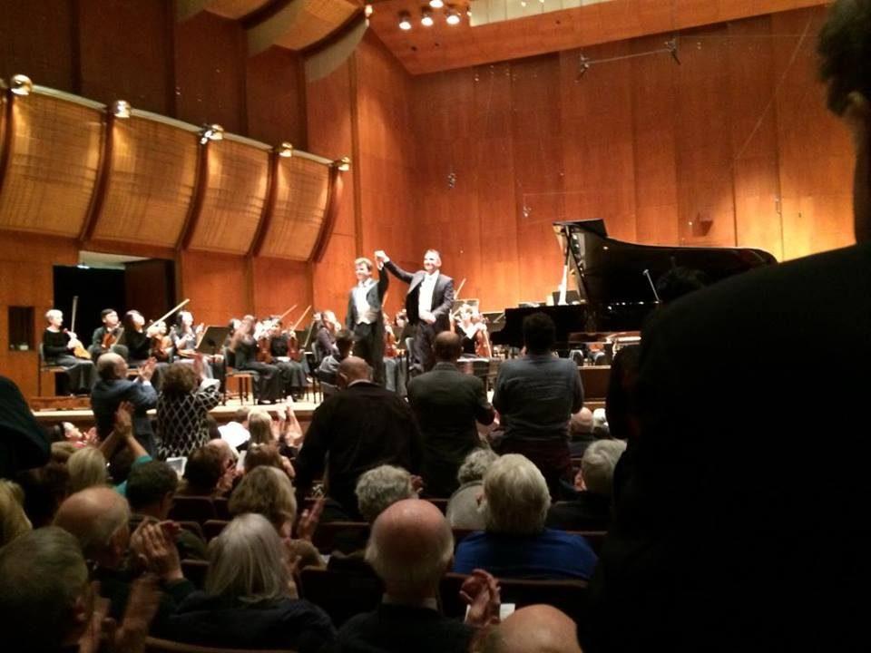Стоечки овации за Симон Трпчески во Њујорк