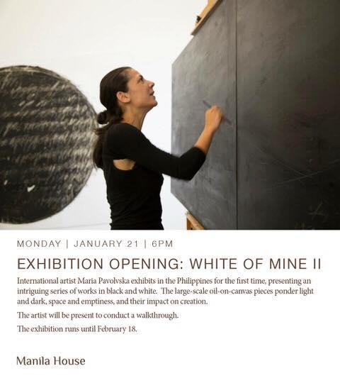 Ѕвездена интернационална кариера на Марија Павловска: Денеска отвора самостојна изложба во Манила