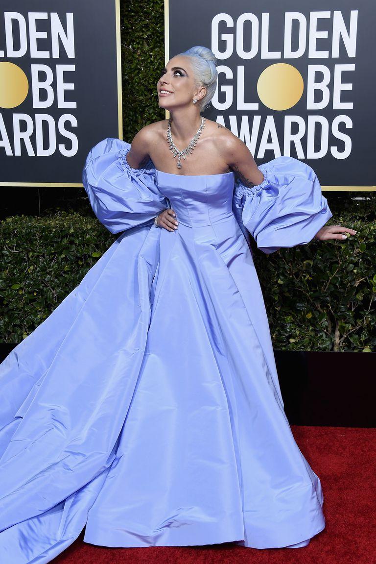 """Леди Гага носеше ѓердан од пет милиони долари на """"Златен глобус"""""""