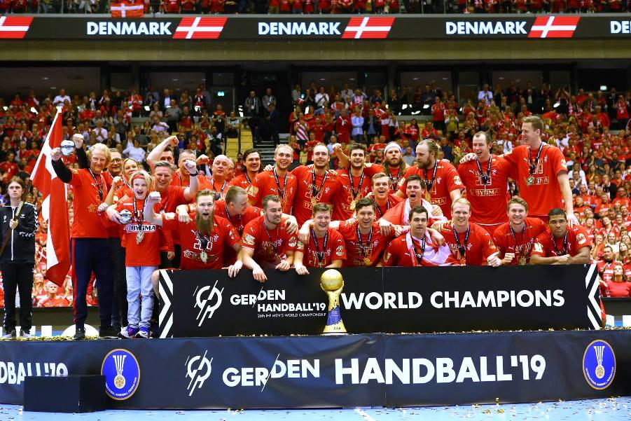 Данска нов светски ракометен шампион