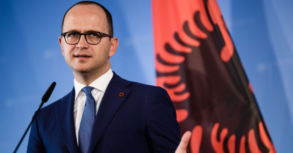 Честитки од официјална Тирана: Придонесот на албанскиот фактор беше одлучувачки