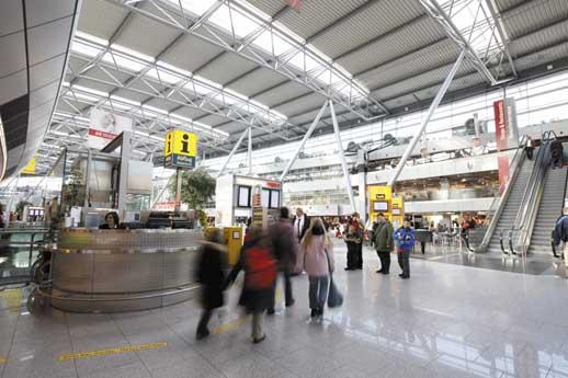 Штрајкoви на вработените на три аеродроми во Германија