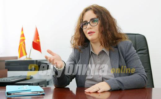 Исмаиловска Старова: Како ќе гласаме ќе дознаете кога ќе биде закажана седницата за Грувски