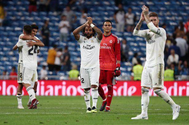 """Реал губи милиони поради празни места на """"Сантијаго Бернабеу"""""""
