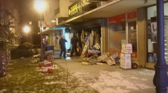 Познат идентитетот на загинатиот во експлозијата во центарот на Гевгелија