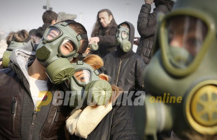 Македонија отруена! Охрид вечерва најзагаден град