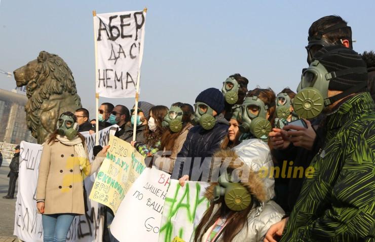 Естрадата се разбуди: ПРОТЕСТ против канцерогеното општество
