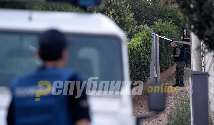 """Голема акција на МВР и УЈП: Направија """"чистка"""", приведени 39 лица"""