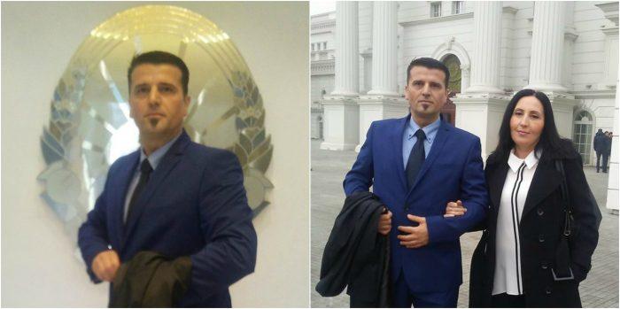 Tерорист од Диво Насеље се фали дека работи во Владата, Владата негира