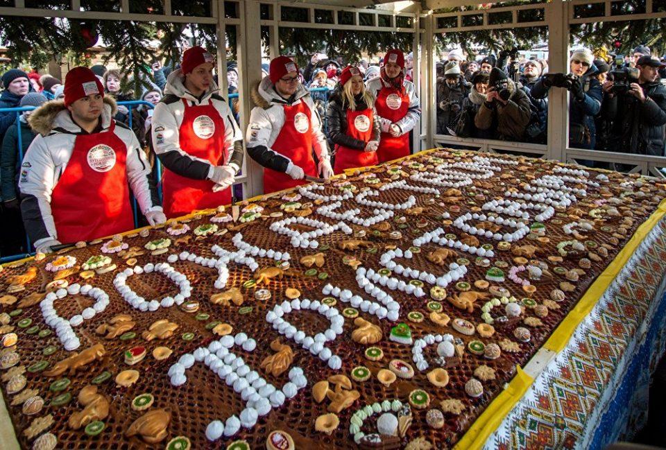 Во Грузија на Божик се шета низ улиците, во Русија се јаде леќа