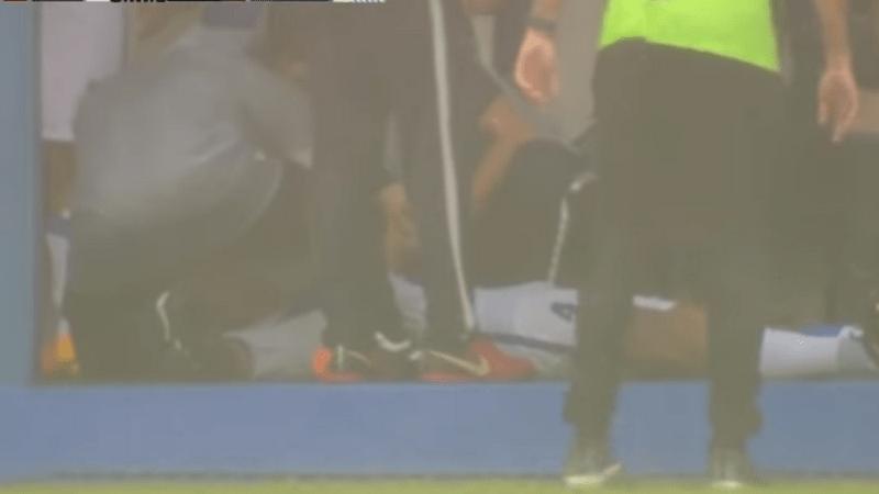 Драма во Бразил: Фудбалер беше погоден од гром среде натпревар!