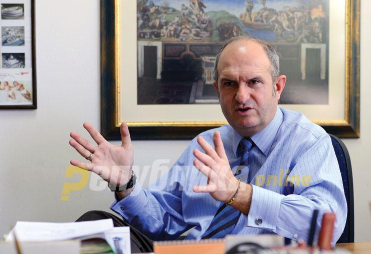 Премалку се две средби за 16 месеци: Бучковски смета дека Заев недоволно лобирал кај Макрон
