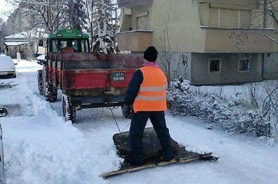 Битола сака да му возврати за помошта на Скопје, ја имаат вистинската механизација за снегот