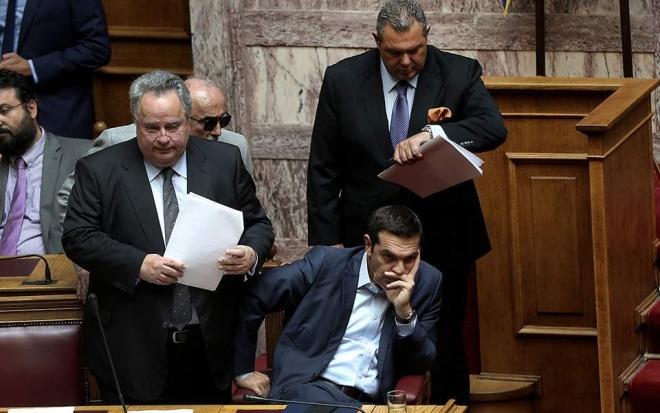 """""""Фајненшал тајмс"""": Ако падне Ципрас, влогот е премногу голем"""