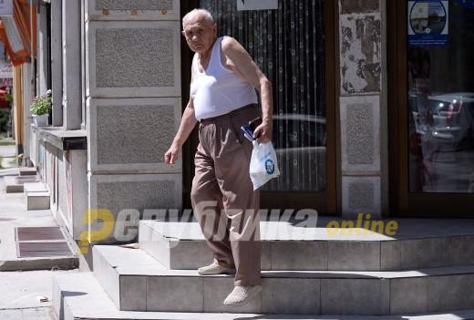 Жолта алертна фаза во Македонија – температурата до 38 степени