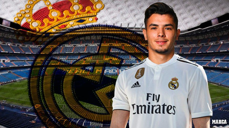 Реал Мадрид до претстави најновото засилување, Брахим Дијаз