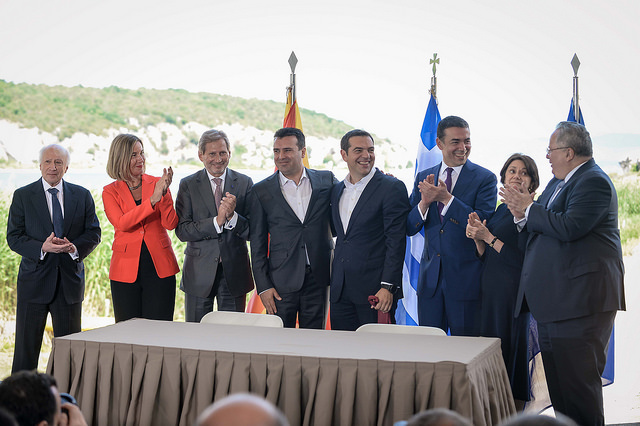 Мондолони: Преспанскиот договор не беше единствениот услов поставен лани