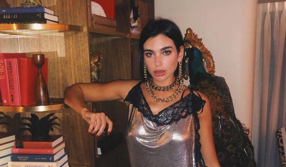 Дуа Липа најсекси за Нова година