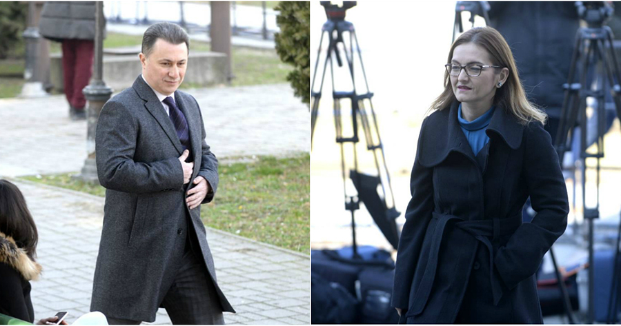 Километрите не го сменија ставот на Груевски – никогаш не прифати промена на уставното име