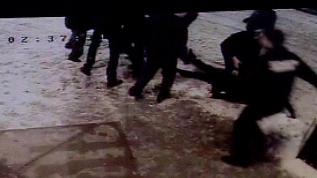 Групна тепачка во кичевско, сè започнало со истрел од пиштол