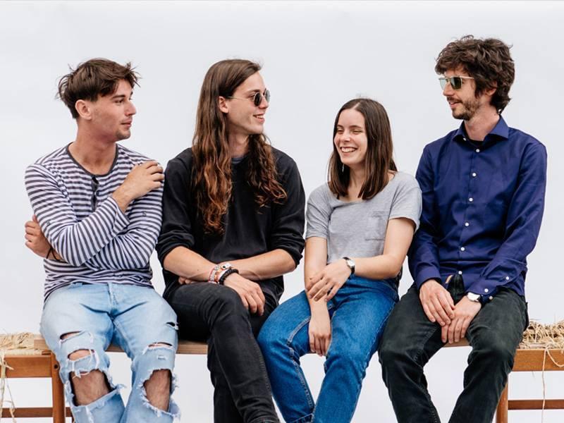 """""""Koala voice""""- омилениот бенд на новите генерaции има нов албум"""