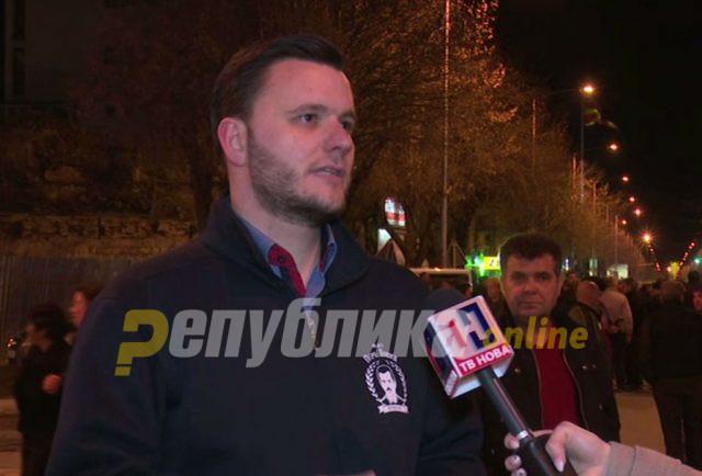 Не го бојкотирајте првиот круг, не гласате само за Силјановска туку против злото предводено од Заев