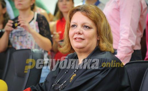 Јанева не поднела писмена оставка до Советот на јавни обвинители