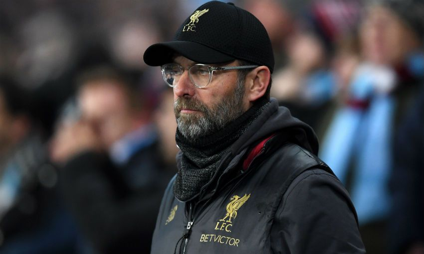 Клоп: Премиер лигата не е трка меѓу два тима