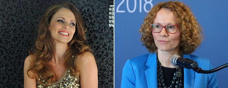 """Софија Куновска има нешто да ѝ каже на Радмила Шекеринска на темата """"жена-претседател на Македонија"""""""