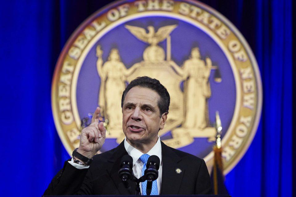 Иницијатива за истрага против гувернерот на Њујорк за сексуално вознемирување