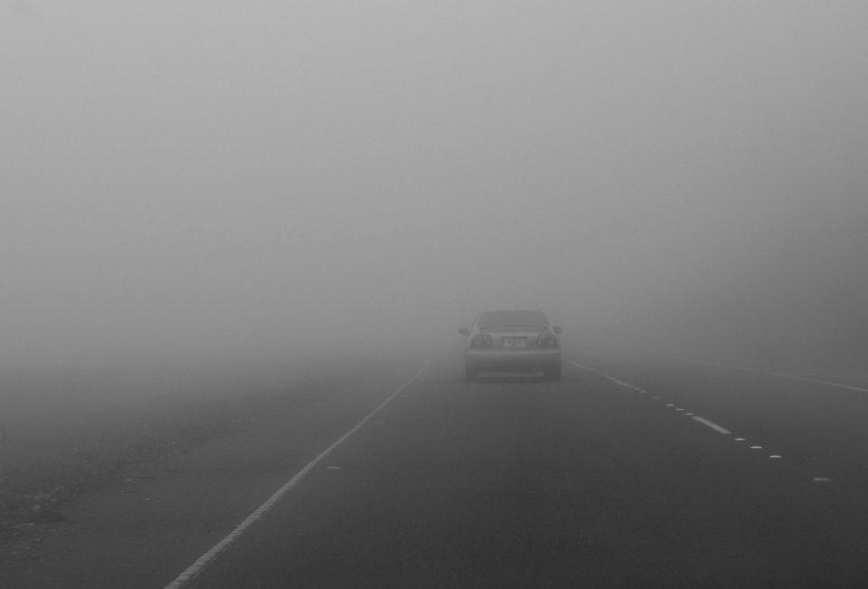Намалена видливост поради магла кај Демир Капија, Штип и Делчево