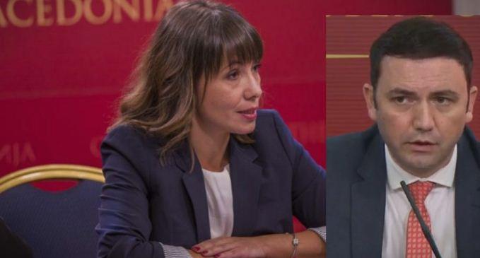 Раскол во владината коалиција СДСМ-ДУИ, Османи тврди дека Царовска лаже