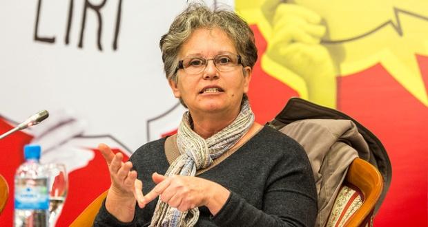 И Најчевска со говор пред Иницијативниот одбор на Твоја партија